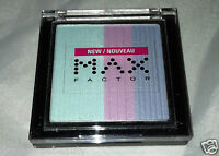 Max Factor Trio Eye Shadow 260 Pajama Party Bright Colors Long Wear