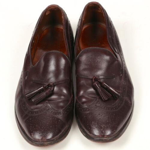 Allen Manchester Edmonds Made Loafer 11uk Usa In Vintage Size 7qadqv