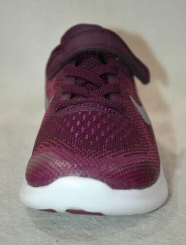 Bordeaux//Sil Girl/'s Running Shoes-Asst Sz NWB 904260-601 Nike Free RN 2017 PSV