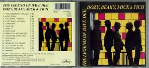 CD - Dave Dee, Dozy,Beaky,Mick & Tich - The Legend of ....... - near mint - - Deutschland - CD - Dave Dee, Dozy,Beaky,Mick & Tich - The Legend of ....... - near mint - - Deutschland