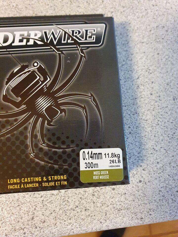 Fiskesnøre, Spiderwire
