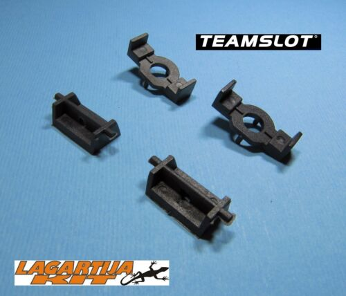2X Adapters Motor Scalextric RX4 To Motor Open RX1 Exin Scx Support Slot