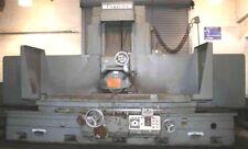 30 X 72 Mattison Hydraulic Surface Grinder Yoder 50518