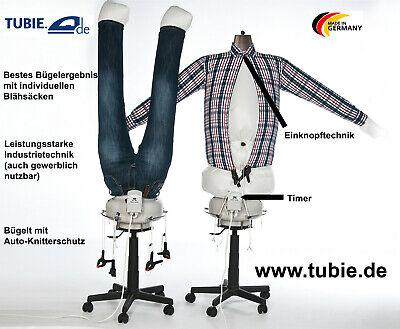 WEASY Hosenhülle für IRO320 Bügelpuppe Hemdenbügler Bügelautomat Bügelmaschine