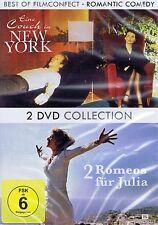 DOPPEL-DVD - Best Of Filmconfect - Eine Couch in New York / 2 Romeos für Julia