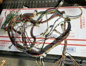 Whelen Edge Ultra Wiring Harness for 12 Strobe Lightbar w/ Alleys Takedowns  Flsh | eBayeBay