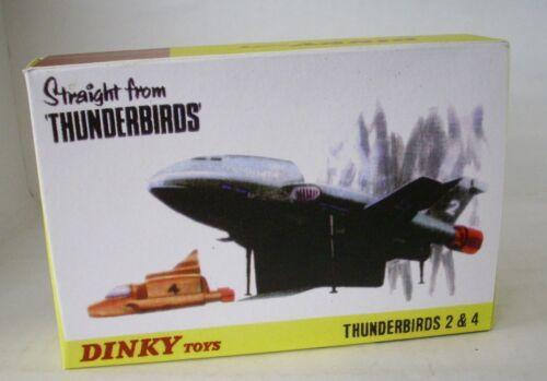 REPRO BOX DINKY n 101 Thunderbird 2