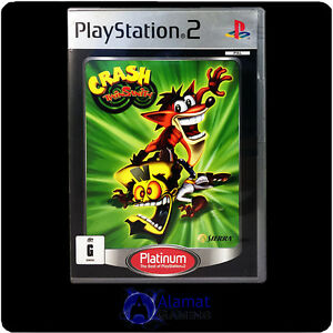 Crash-Twinsanity-PS2-VGC-Complete-Fast-Post