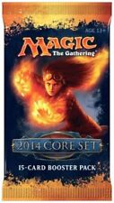 FACTORY SEALED NEW MAGIC ABUGames ENGLISH M14 Booster Battle Pack Magic 2014