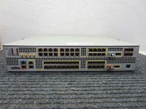 Cisco ME-3600X-24CX-M V02 Rack Mountable Ethernet Switch