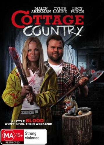 1 of 1 - Cottage Country (DVD, 2014)