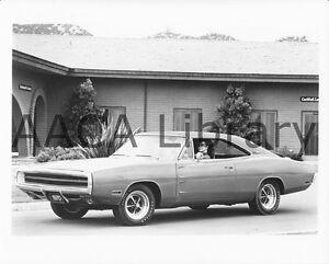 Ref. # 38933 1969 Dodge Super Bee Two Door Hardtop Factory Photo