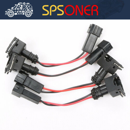 4x 440cc High quality fuel Injector M02H440 for Honda Accord Civic Acura Integra