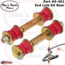 Prothane 6-401 Rear Sway Bar End Link Bushing Kit-Pair 90-96 Ford Escort/ZX2