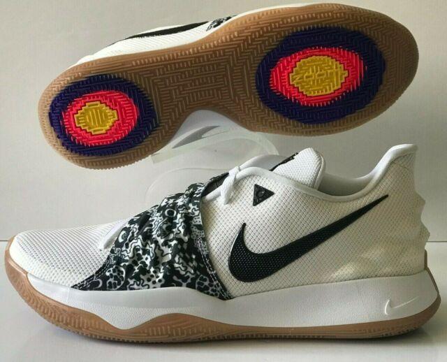Nike Kyrie IV 4 Low White Black Gum