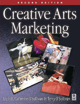 Creative Arts Marketing, Second Edition-ExLibrary