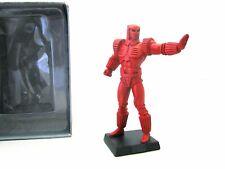 CRIMSON DYNAMO Lead METAL Figure 122 Marvel EAGLEMOSS Collection MINT BOX No Mag