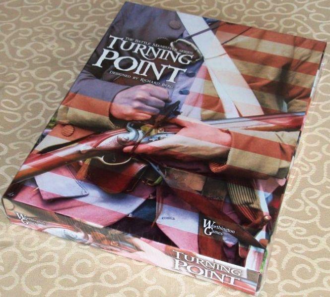 MINT, Turning Point, by Worthington Games; sealed