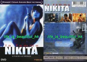 la femme NIKITA - NEW DVD - FRENCH MOVIE LUC BESSON R0   eBay