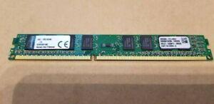 Kingston KCP316NS8//4 A-Tech Equivalent 4GB DDR3 1600Mhz VLP Desktop Memory RAM