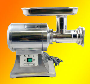 New-True-1HP-Commercial-Electric-Meat-Grinder-22-No-22