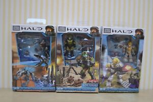 100% Vrai Méga-bloks Halo Weapons Pack Ii Liasse Forerunner Unsc Covenant