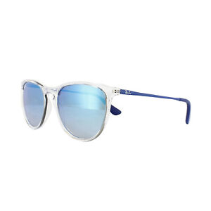 4c2e2bd8de9 Image is loading Ray-Ban-Junior-Sunglasses-Izzy-9060S-7029B7-Transparent-