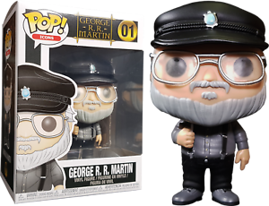 Exclusive-George-R-R-Martin-Game-of-Thrones-FUNKO-Pop-Vinyl-New-in-Box-In-Hand