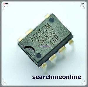 10pcs STR-A6252M A6252M SANKEN DIP-7