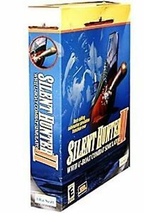 SILENT-HUNTER-2-II-Realistic-WWII-Submarine-Simulation-New-in-Large-Box