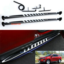 Running Boards fits for Chevrolet Equinox 2017-2020 Side Step Bar Pedal Nerf Bar
