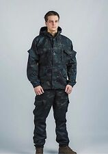 Rus Army suit GORKA 5 (hill) SUMMER MULTICAM BLACK ( NEW COLOR!!!) rip-stop
