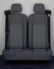 2016 2015 Transit 350 250 Van Last Row Center Seat Gray Cloth 15 Passenger Type