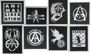 Animal-Liberation-Front-Patch-ALF-Crass-Vegan-Vegetarian-Rights-Subhumans-Punk