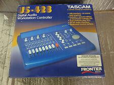 NEW - Tascam US-428 USB Digital Audio Workstation Controller