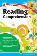 Skill Builders: Reading Comprehension, Grade 6 (2011, Paperback)