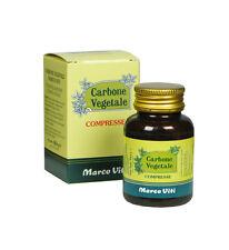 CARBONE VEGETALE MARCO VITI 120 CPR PER ELIMINARE GAS INTESTINALI PROMO