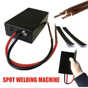 18650 Batterie Box Assembly Schweißen DIY Mini Punktschweißgerät Lötmaschine