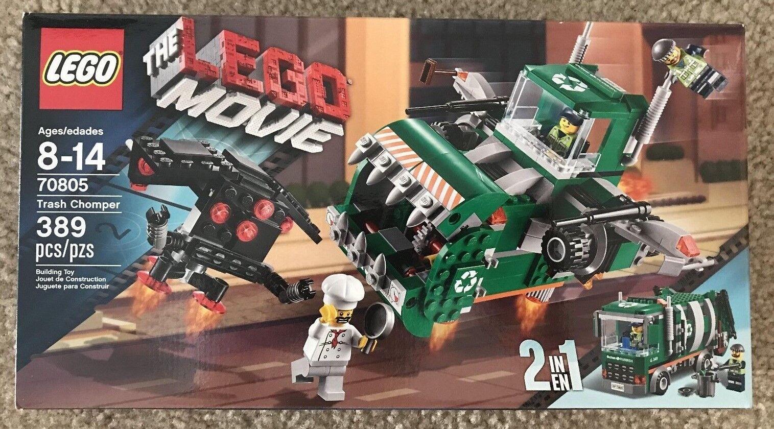 LEGO Movie Trash Chomper (70805) NISB