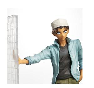 Figure Heiji Hattori JAPAN Detective Conan Limited Edition multi-stand ver