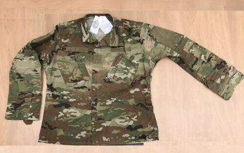 US Army OCP ACU Scorpion w2 Combat Military Camouflage Veste Shirt XLarge Regula