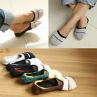 5-10 Pairs Lot Mens Loafer Boat Invisible No Show Liner Low Cut Cotton Socks HOT