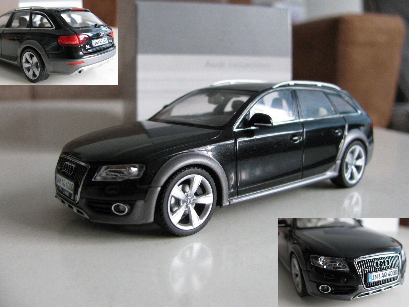 1 43 Schuco Audi A4 allroad diecast (dealer version)