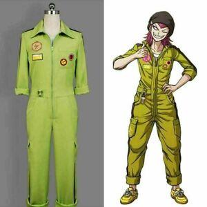 Super DanganRonpa 2 Kazuichi Souda Uniform Suit Cosplay Costume Jumpsuit Set | eBay