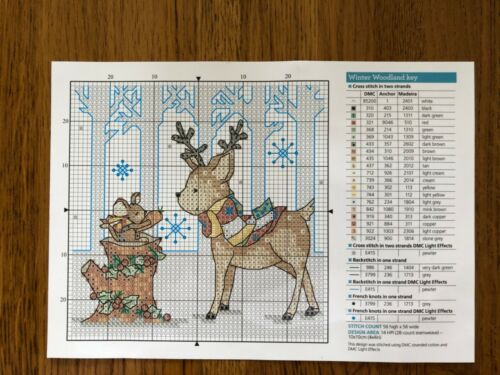 Cross stitch charts lots to choose from