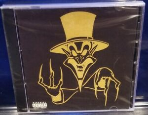 Insane-Clown-Posse-The-Ringmaster-CD-SEALED-2014-Press-I-C-P-esham-twiztid
