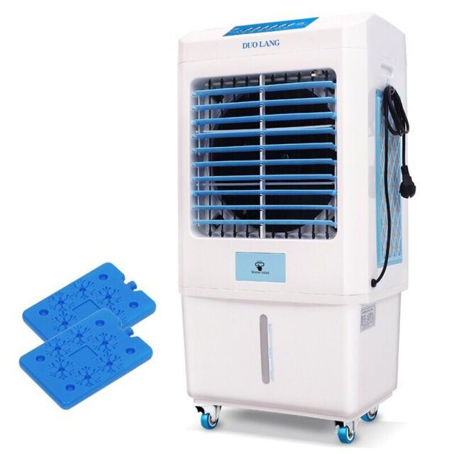 Air Conditioner Cooler Fan Portable Filter Humidify Indoor ...