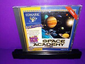 Space Academy GX-1 Windows 95/98-Mac PC CD ROM B499
