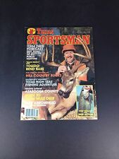 Texas Sportsman Magazine, August 1984 Guide To Texas Mule Deer By G. Whittington