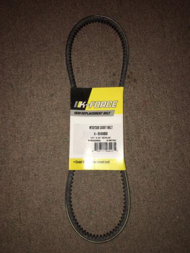 Auger Drive Belt fits 754-04050 954-04050 954-04050A Snow Thrower Snowblower